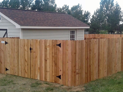 Fence Construction and Fence Repair - Sonrise NoCo - Fort Collins, Colorado